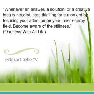 eckhart tolle 2013